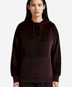 SPORTS AUTHENTIC Hooded Velour Sweatshirt - G5109