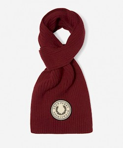 Ribbed Cotton Scarf - C5123