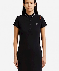 AMY WINEHOUSE Fred Perry Dress - SD3115